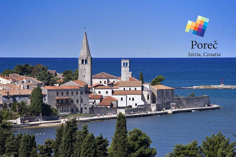 Porec north running tour